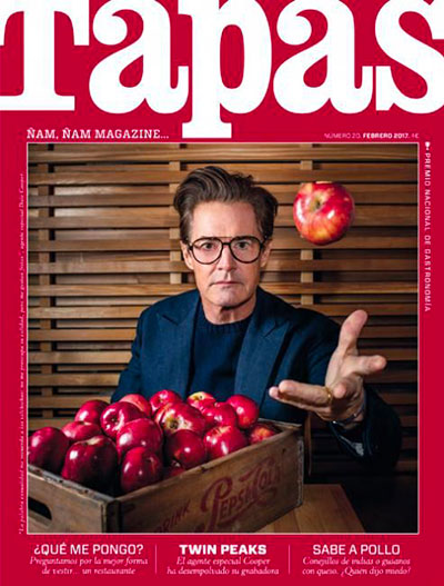 cover tapas apple