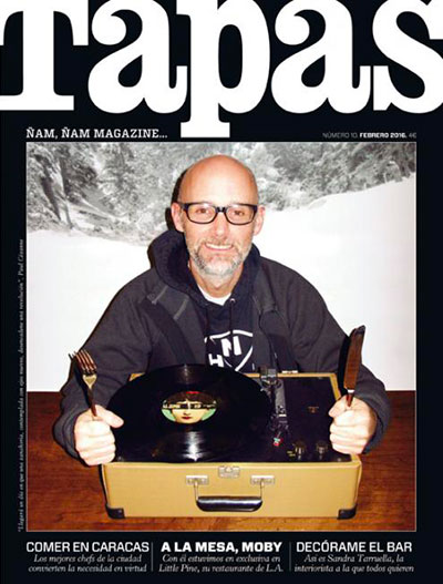cover tapas moby