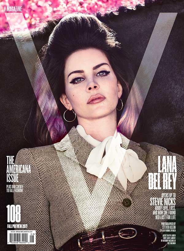 Lana Del Ray V Magazine
