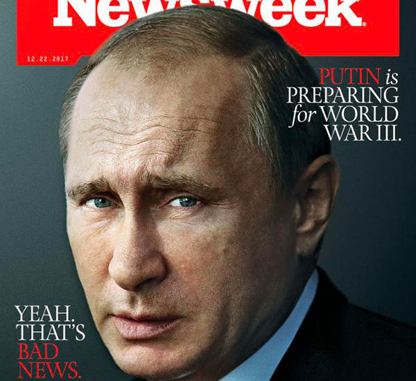 Newsweek Cover Default Putin