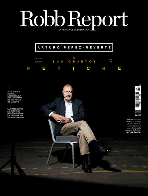 Robb report cover 1