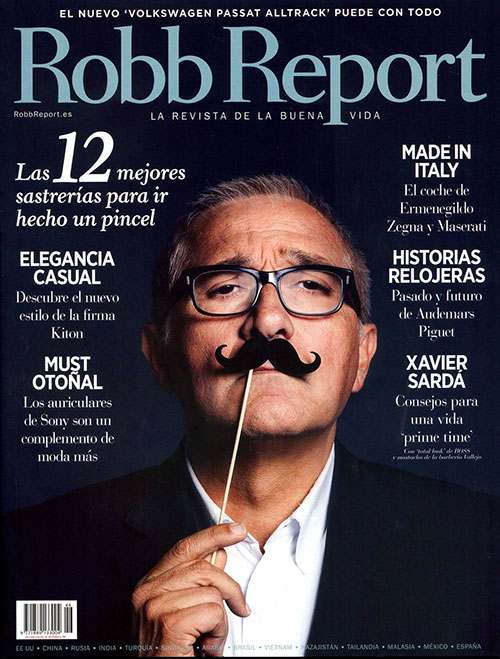Robb report cover 5