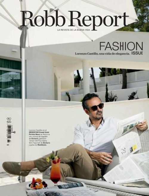 Robb report cover 6