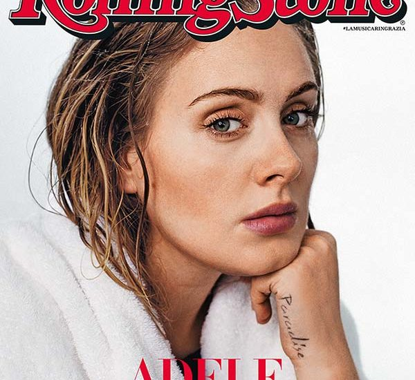 Rolling Stone cover Adele