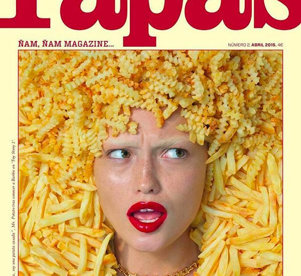 Tapas Magazine Cover