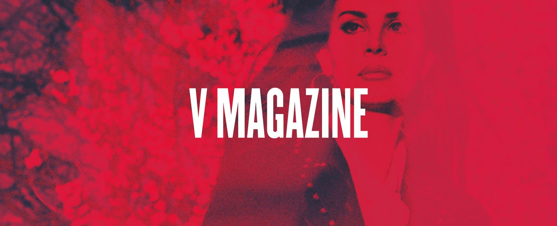 V Magazine USA bg