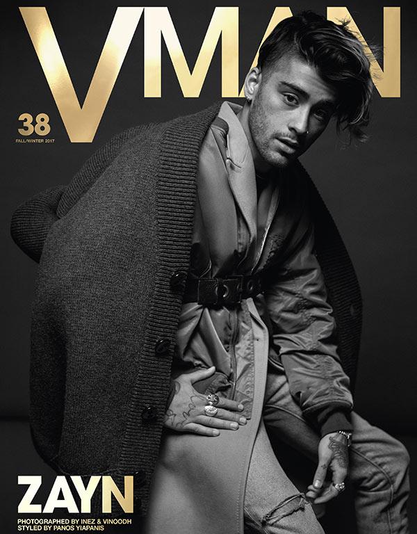 Zayn cover V Man