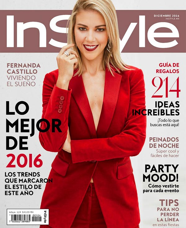 InStyle cover