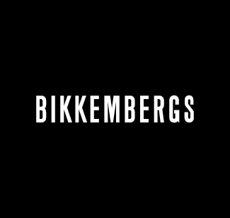 Bikkembergs logo bianco
