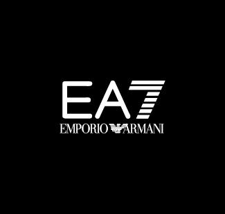 Emporio Armani logo bianco
