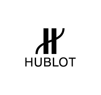 Hublot logo nero