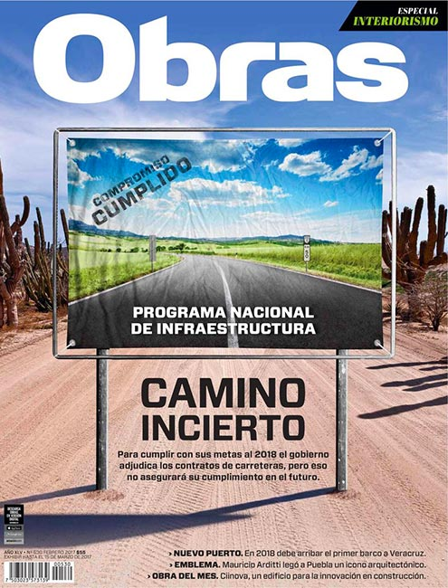 Obras cover