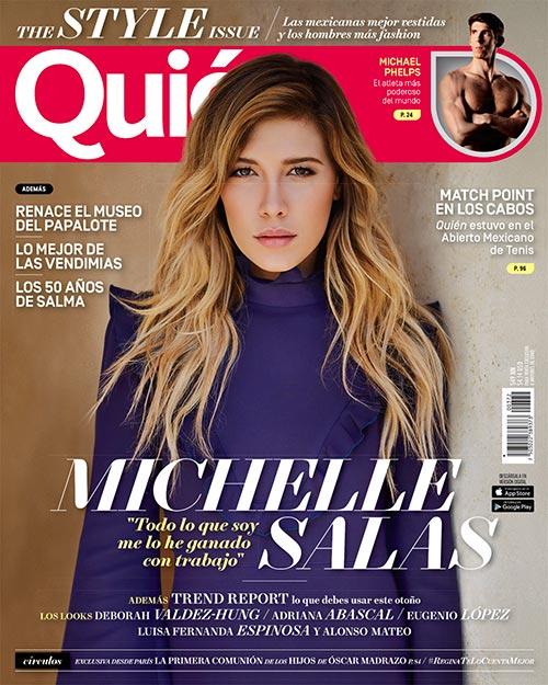 Quién magazine cover 5