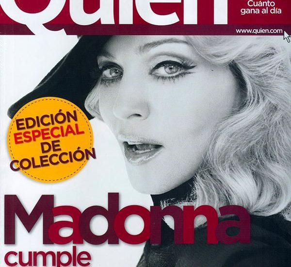 Quién cover Madonna Default
