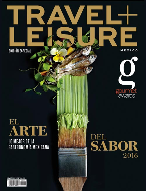 travel+leisure cover