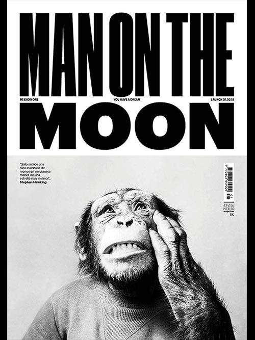 Man on the moon cover 1