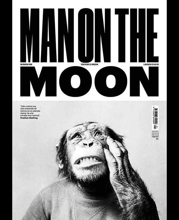 Man on the moon cover default
