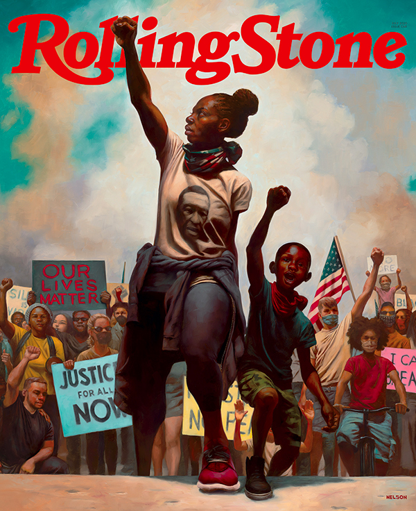 Black Lives Matter rolling stone US