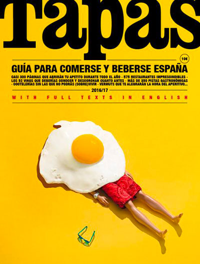 cover tapas eggs