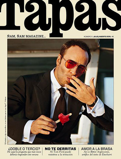 cover tapas tom ford