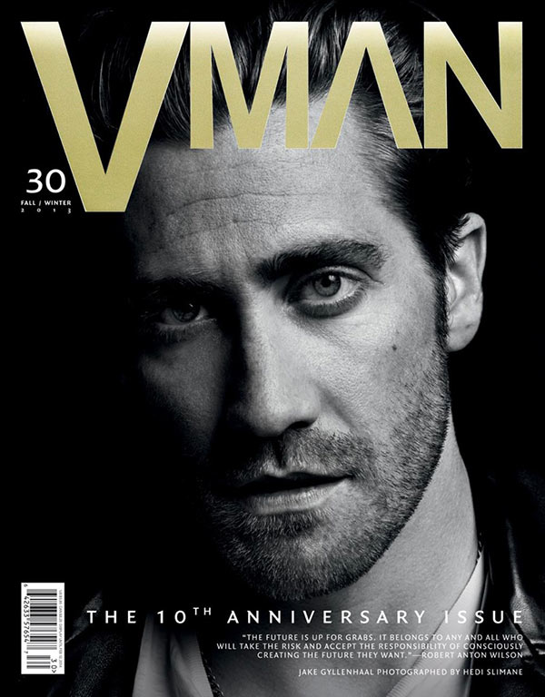 Jake Gyllenhaal cover V Man