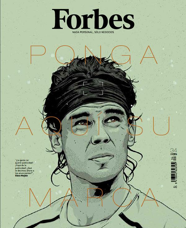 Forbes Espana Cover