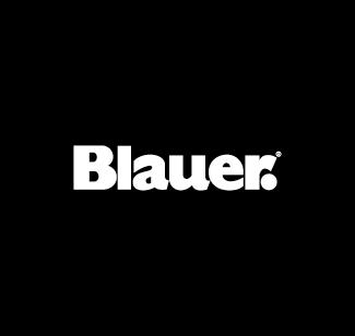 Blauer logo nero