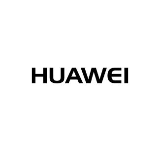 Huawei logo nero