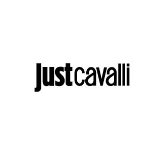 Just Cavalli logo nero