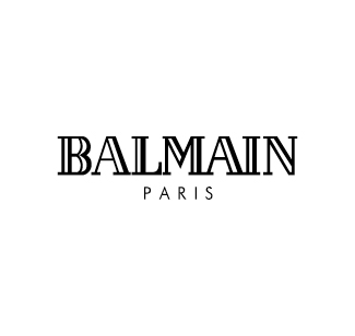 Balmain logo nero